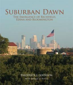 Suburban Dawn cover