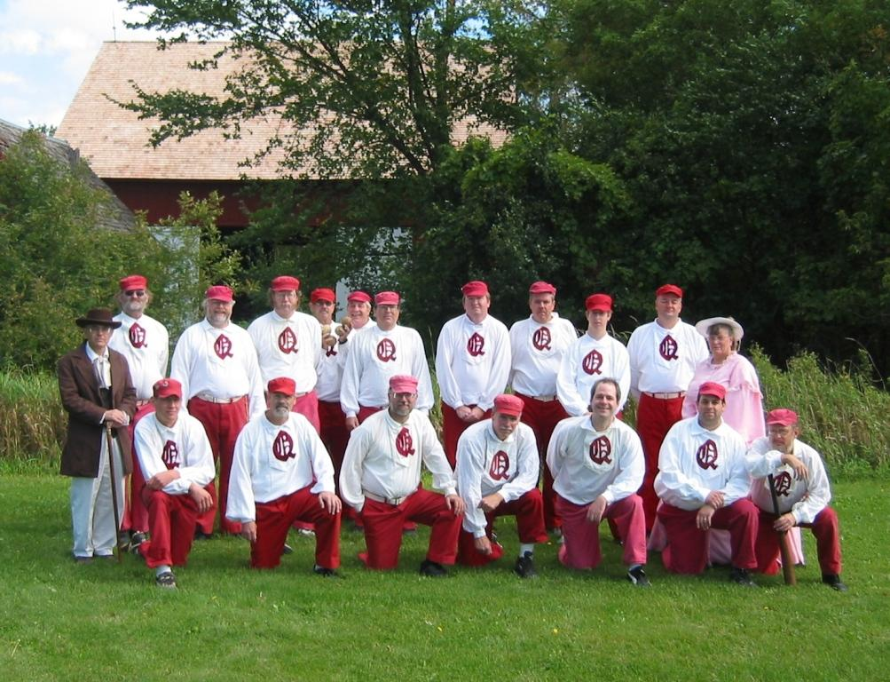 Quicksteps Vintage Base Ball Team